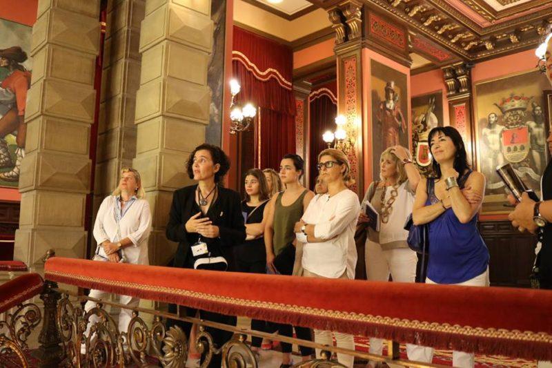 Jornada de puertas abiertas. Foto: Diputación