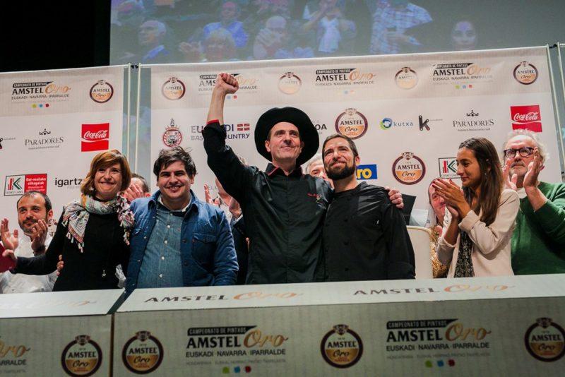 Álex Múgica, campeón de la pasada edición. Foto: organización.