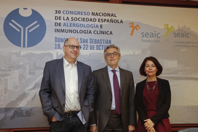 Congreso de SEAIC que se celebra estos días en el Kursaal. Foto: SEAIC