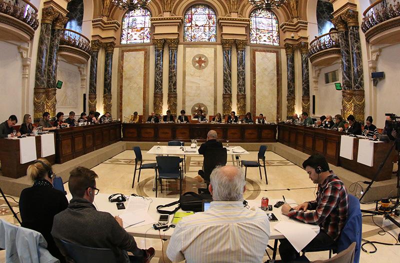 Pleno Ayuntamiento Donosti Caso Kote Cabezudo: Instan a que el Ayuntamiento investigue los pagos a First Models