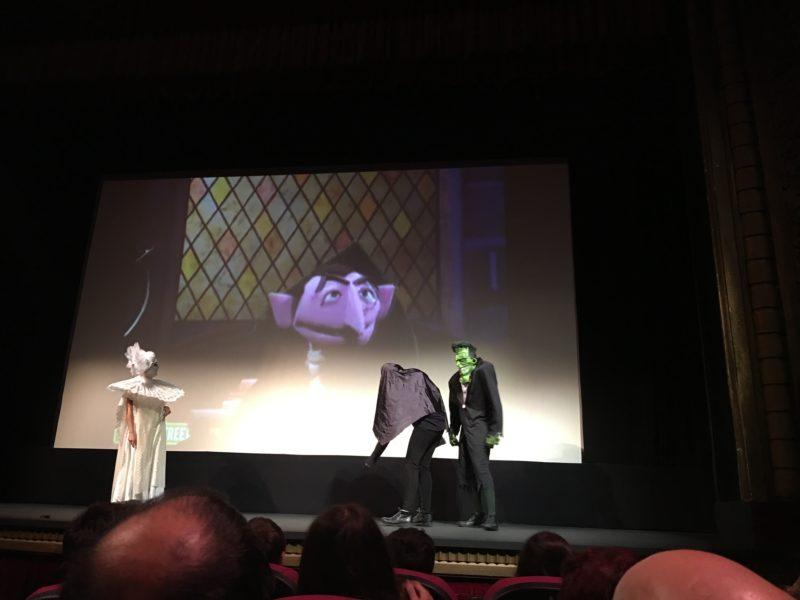 Drácula y Frankenstein. Una tarde estupenda en el Bang! Bang!. Foto: A.A.
