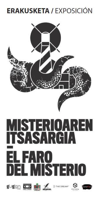 Cartel del Faro de Misterio.