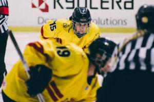 IMG5097 300x200 - Las chicas del hockey sobre hielo, terceras en un torneo preolímpico que domina Italia