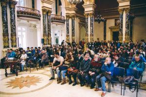 IMG7016 300x200 - Sorteados los 50 puestos de txistorra para el Día de Santo Tomás
