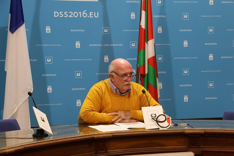 El concejal Miguel Ángel Díez. Foto: Ayto.