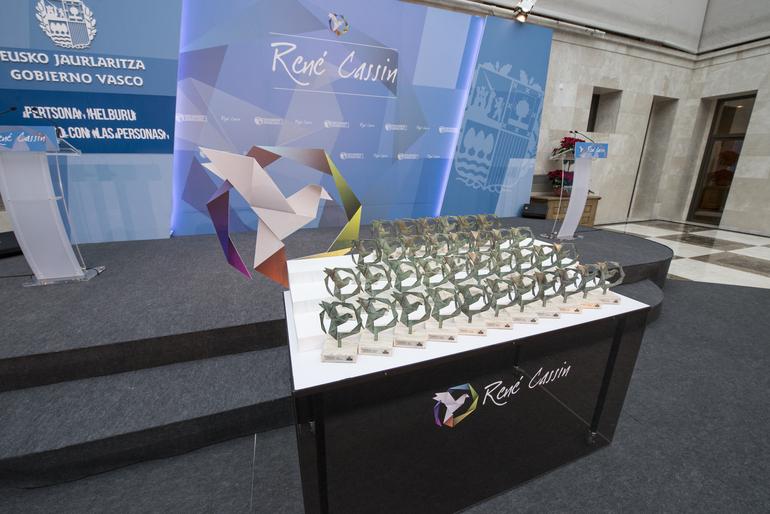 El 12 será la entrega de los premios. Foto: Gobierno vasco