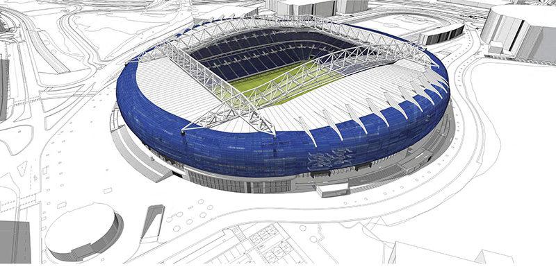 anoeta1 Más de 24.000 socios ya han pedido su asiento en el nuevo estadio de Anoeta