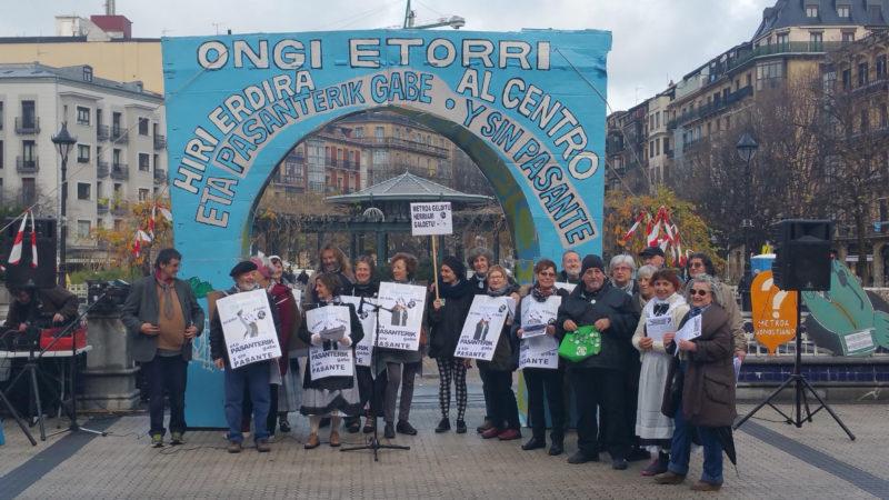 Imagen de una protesta el pasado diciembre. Foto: Satorralaia