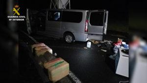 Fotos Bilbao Mosca.Imagen fija002 300x169 - La Guardia Civil incauta en Mañaria 245 kilogramos de hachís que eran transportados con destino a Europa