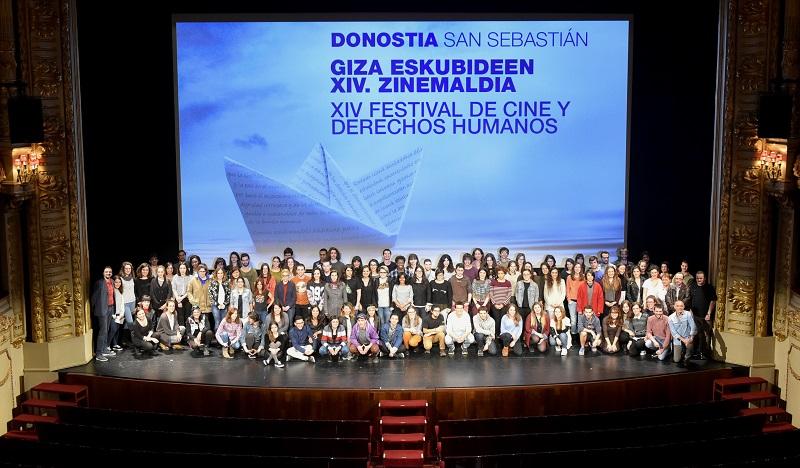Imagen del jurado del pasado año. Foto: Donostia Kultura.