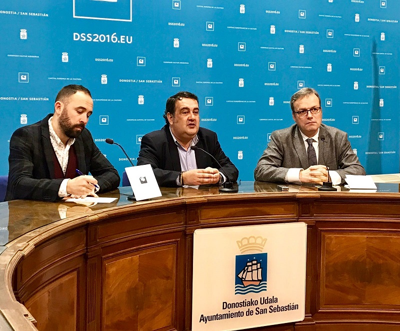 Itxaso, Gasco y Retortillo. Foto: Ayto.