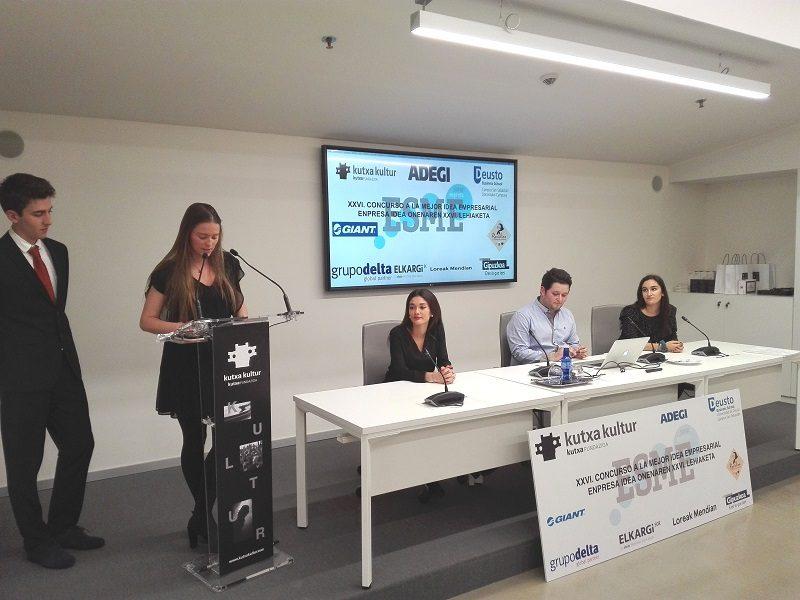 ESMEpremios Un proyecto del Colegio Alemán San Alberto Magno, premio ESME a mejor idea empresarial