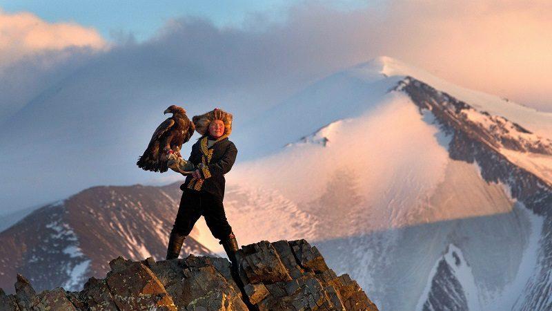 La cazadora del águila 3 'La cazadora del águila', mejor película en el Festival de Cine y Derechos Humanos