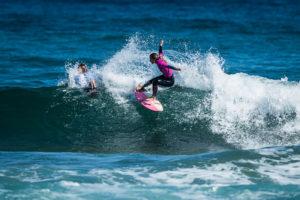 Justine Dupont Foto: Pro Surf