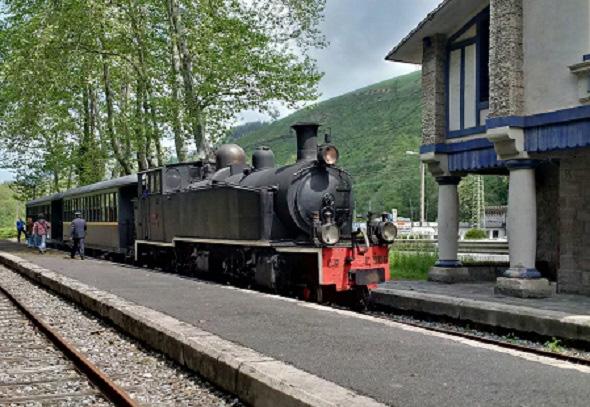 Foto: Museo Vasco del Ferrocarril