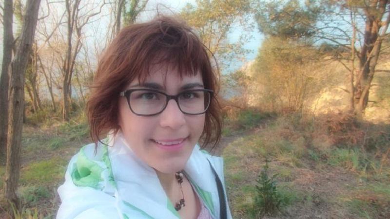 Lucía Peña. Foto: Cristina Enea