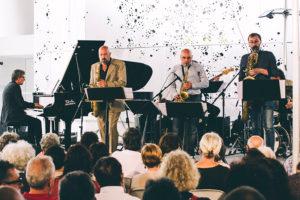 IMG5994 300x200 - Mikel Anduezak John Coltranerekin ixten ditu San Telmoko Goizekoak