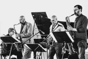 IMG6001 300x200 - Mikel Andueza cierra las Matinales de San Telmo con John Coltrane