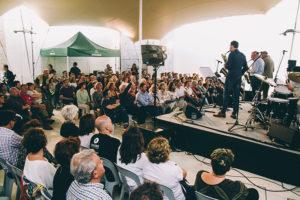 IMG6005 300x200 - Mikel Andueza cierra las Matinales de San Telmo con John Coltrane