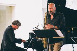 IMG6021 300x200 - Mikel Andueza cierra las Matinales de San Telmo con John Coltrane