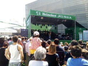 Txikijazz3 300x225 - Los niños encuentran su espacio en el Jazzaldia