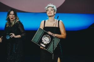 IMG2859 300x200 - 'The disaster artist' vence en una gala feminista y con sabor argentino