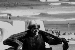 """donostitik agnes varda 01 300x200 - Agnès Varda: """"Será la primera vez que dan el Premio Donostia a alguien marginal como yo"""""""
