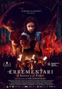 Errementari 210x300 - El público de la Semana de Cine Fantástico y de Terror elige a 'Errementari'