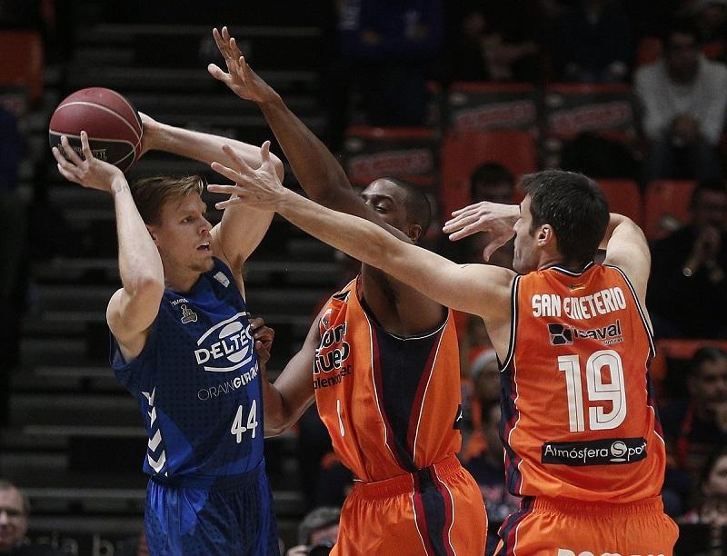 Foto: Delteco Gipuzkoa Basket