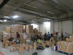 Sahara2 300x225 - La Caravana 'Alimenta una esperanza' aspira a repetir el envío de 60 toneladas al Sáhara