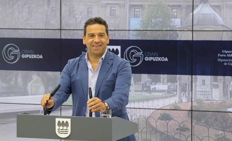 Imanol Lasa Se abre el plazo para presentar propuestas a los Presupuestos Abiertos de la Diputación