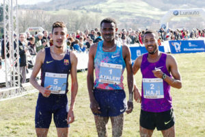 donostitik cross san sebastian 2018 03 300x200 - Ayalew y Jepkemei ganan con autoridad el Cross Internacional de San Sebastián
