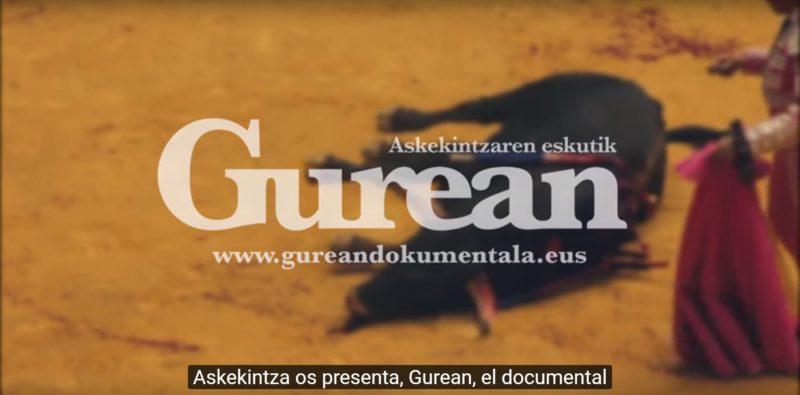 Askekintza Askekintza presenta su documental 'Gurean' en distintas localidades
