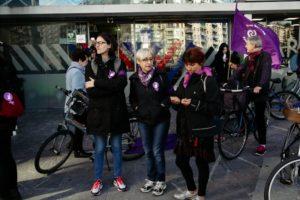 LRM EXPORT 20180308 113427 800x534 8M: Con la 'bicicletada desobediente' comienzan las movilizaciones feministas