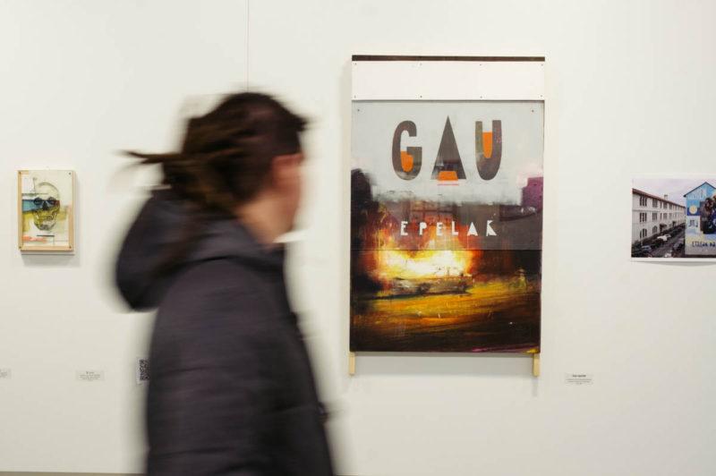 IMG7701 Últimos días para ver la exposición de Xabier Anunzibai en Kutxa Kultur Plaza