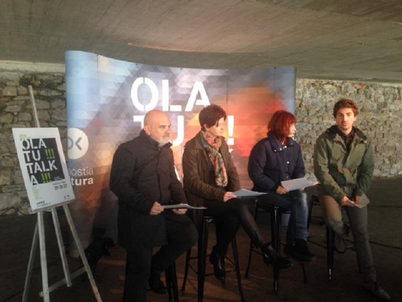 Presentación del evento. Foto: Donostia Kultura