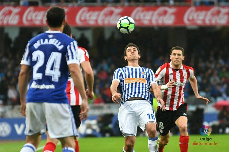 Real Athletic La Real Sociedad pasa por encima del Athletic
