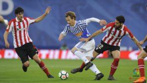 Real Athletic2 La Real Sociedad pasa por encima del Athletic