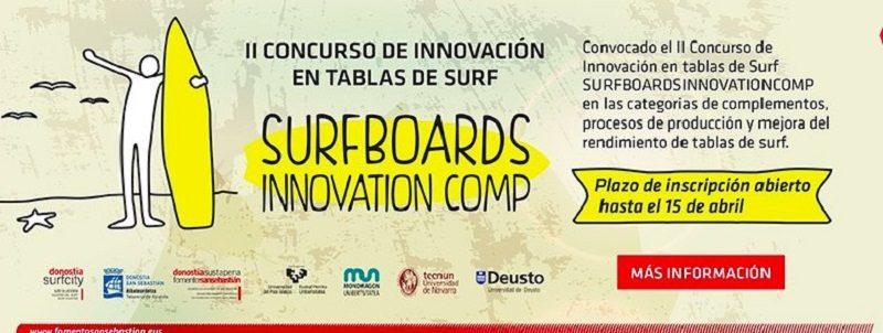 surf concurso Abierto el concurso de innovación en tablas de surf para universitarios