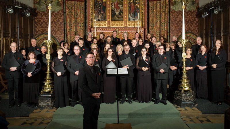 FairHavenSingers Rotary Club organiza un concierto solidario con un coro de Cambridge