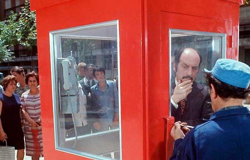 Lacabina El festival de las series CROSSOVER se inaugurará con un homenaje a Mercero y la proyección de La Cabina en Tabakalera