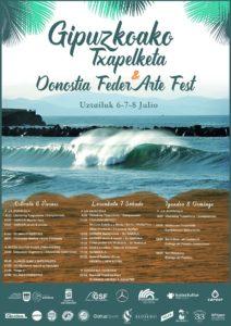 Cartel Surf: El Campeonato de Gipuzkoa llega para renacer
