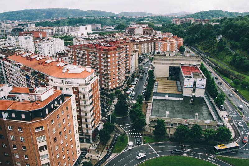 Barrio de Amara. Foto: Santiago Farizano