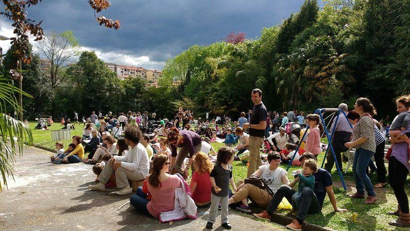 fiestaprimavera Fiesta de la Primavera este domingo en los Viveros de Ulia