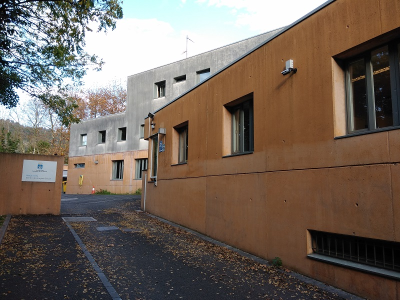 Centro de Acogida Social de Abegi Etxea. Foto: Donostiako Udala.