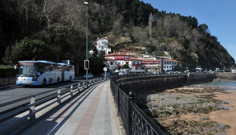 Autobús de Euskotren. Foto: Gobierno Vasco.