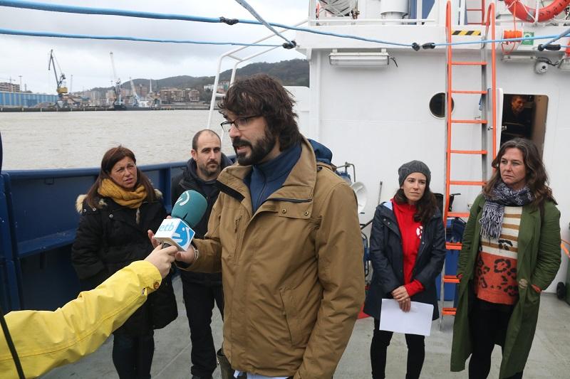 Presentación de Enciende Refugio. Foto: SMH