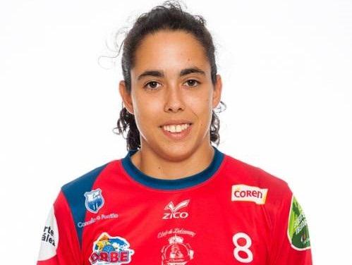 Sara Gil de la Vega. Foto: www.siguetuliga.com.