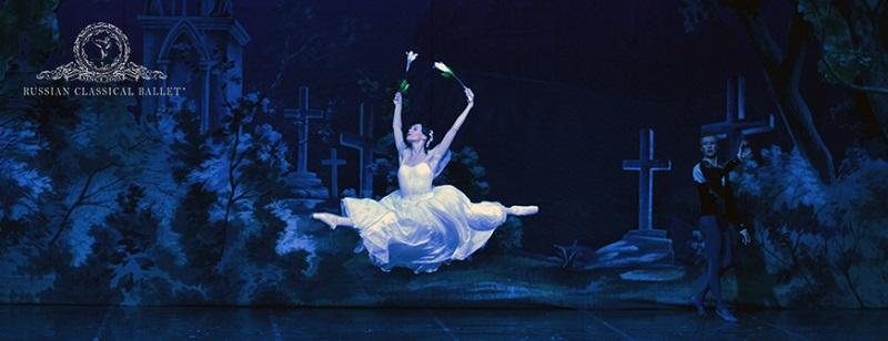 'Giselle', con el Ballet Clásico Ruso, mañana en el Kursaal.