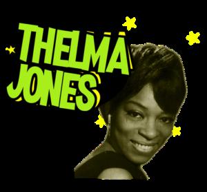 Thelma Jones 300x279 - Mojo Workin' y la celebración de diez años de música negra en Donostia